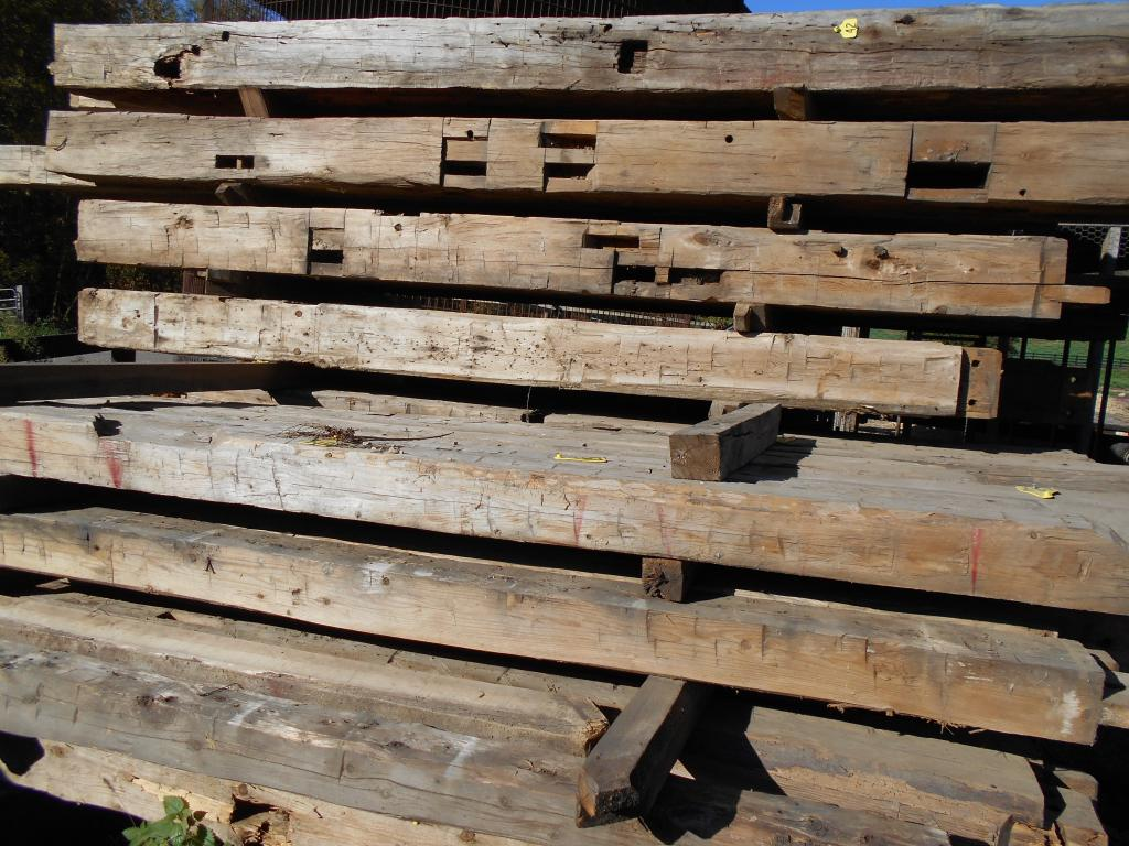 Cur Inventory Old Wood New Use